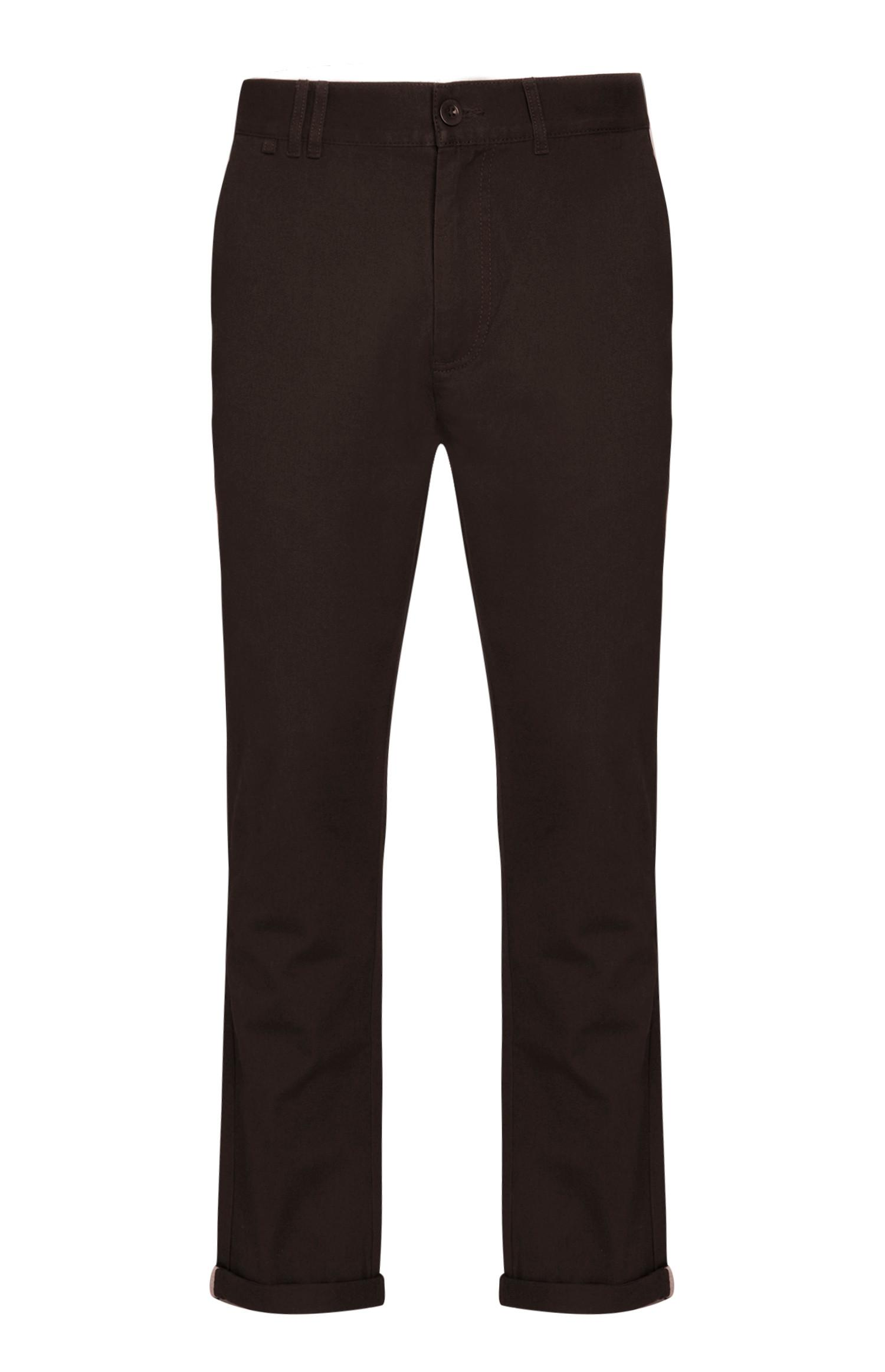 Brown Chino Trouser