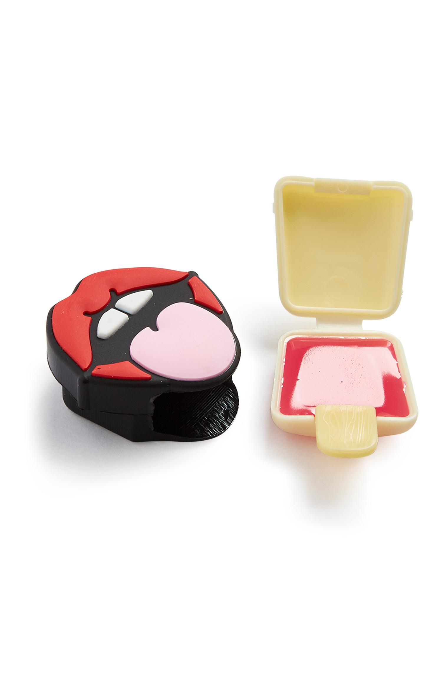 Baume à lèvres fraise