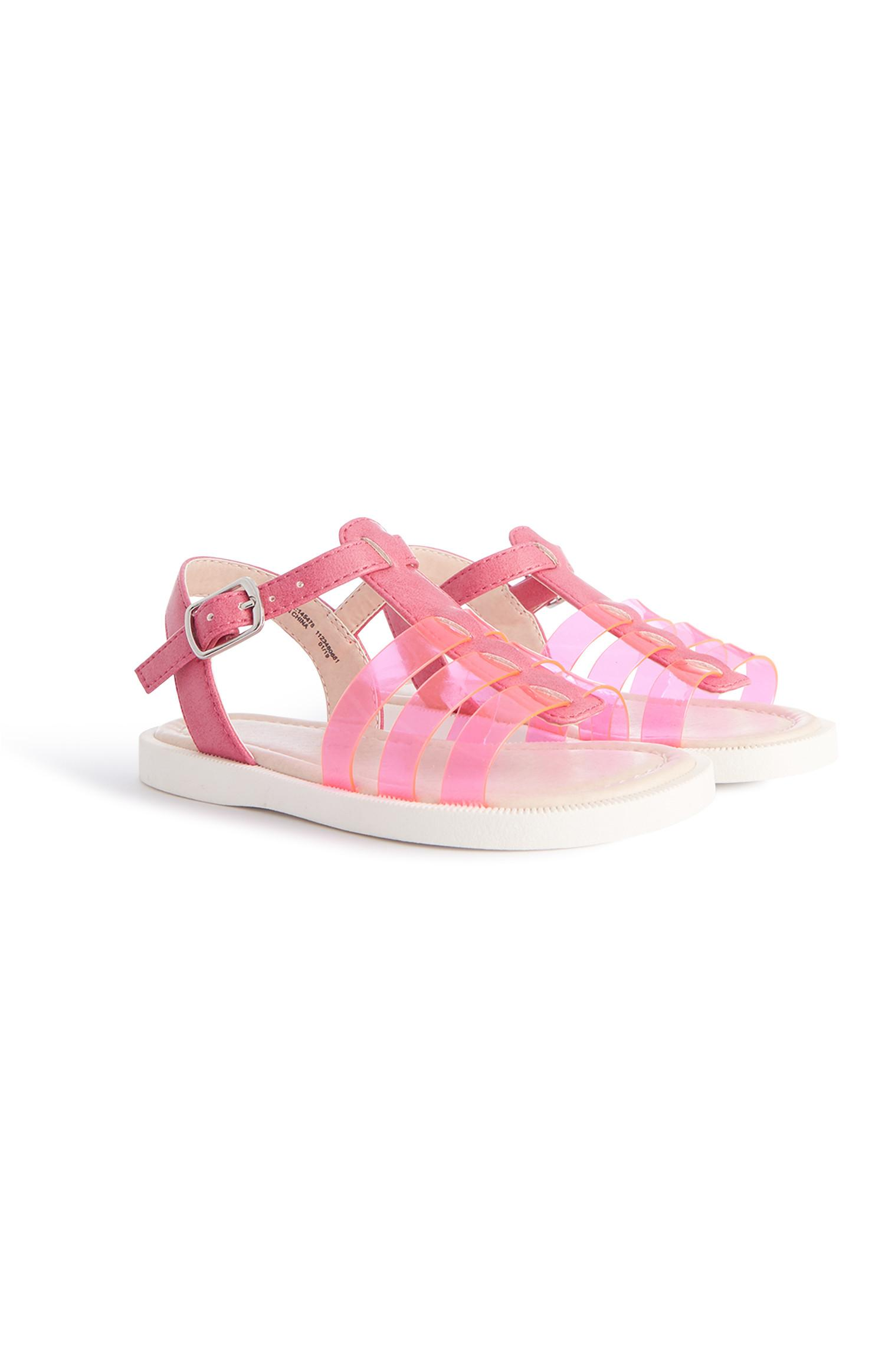 Younger Girl Pink Sandals