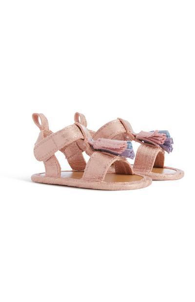 Baby Girl Pink Sandal