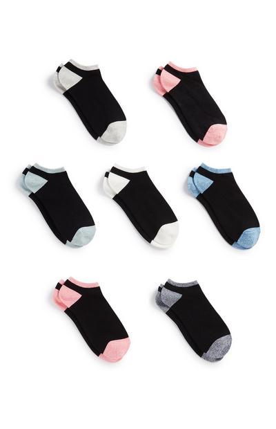 Socks 7Pk