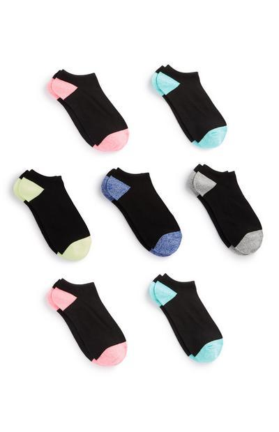 Socken, 7er-Pack