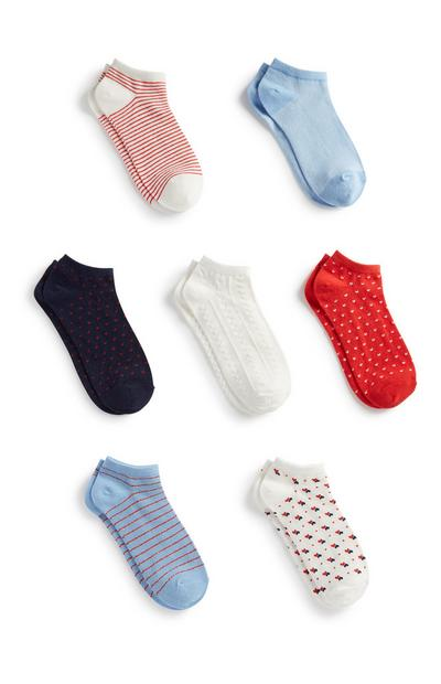 Ankle Sock 7Pk
