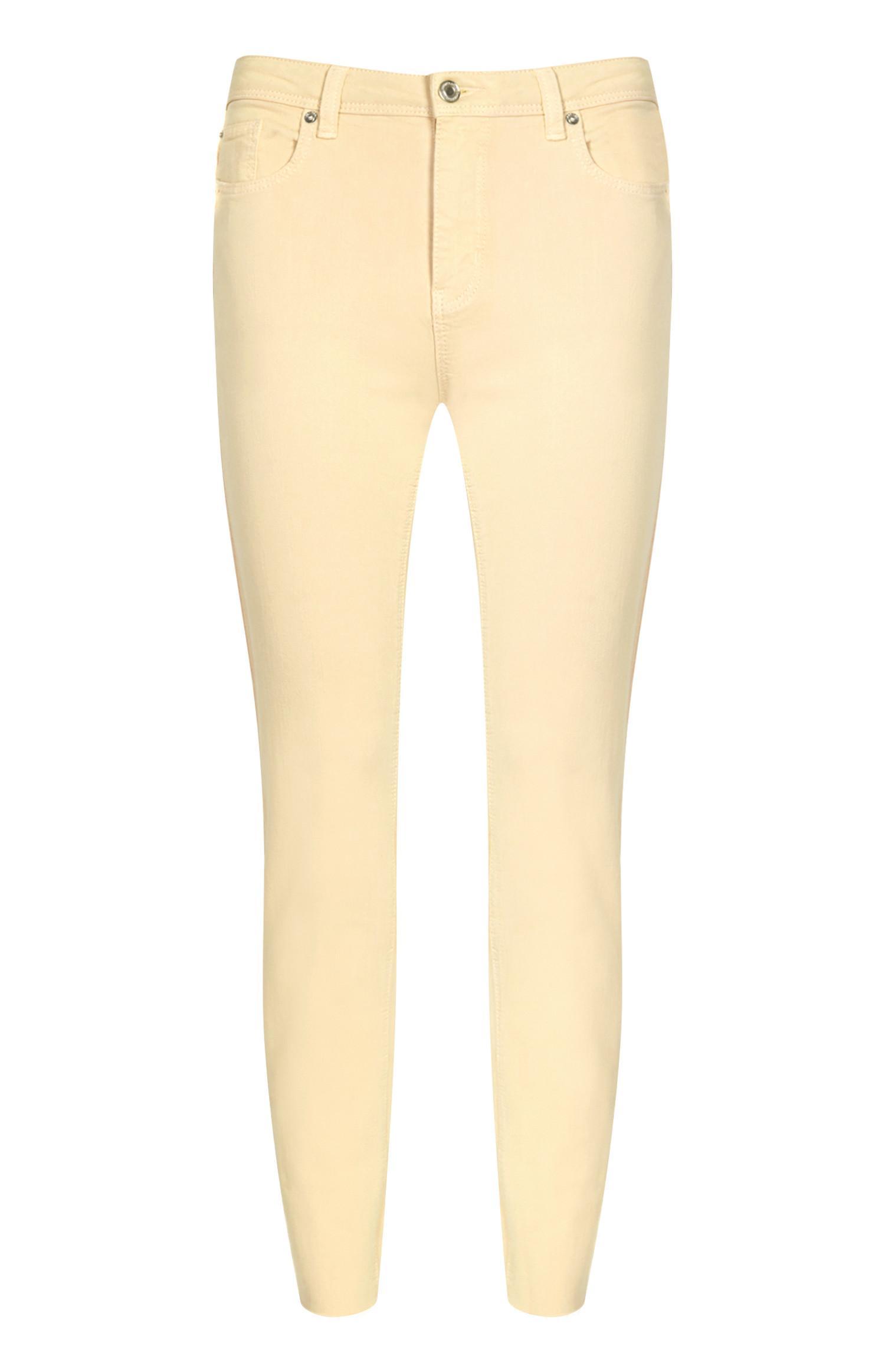 Yellow Skinny Jean