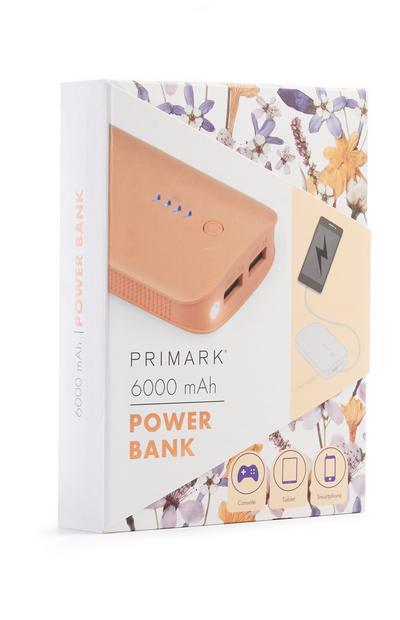 Powerbank 6000Mah