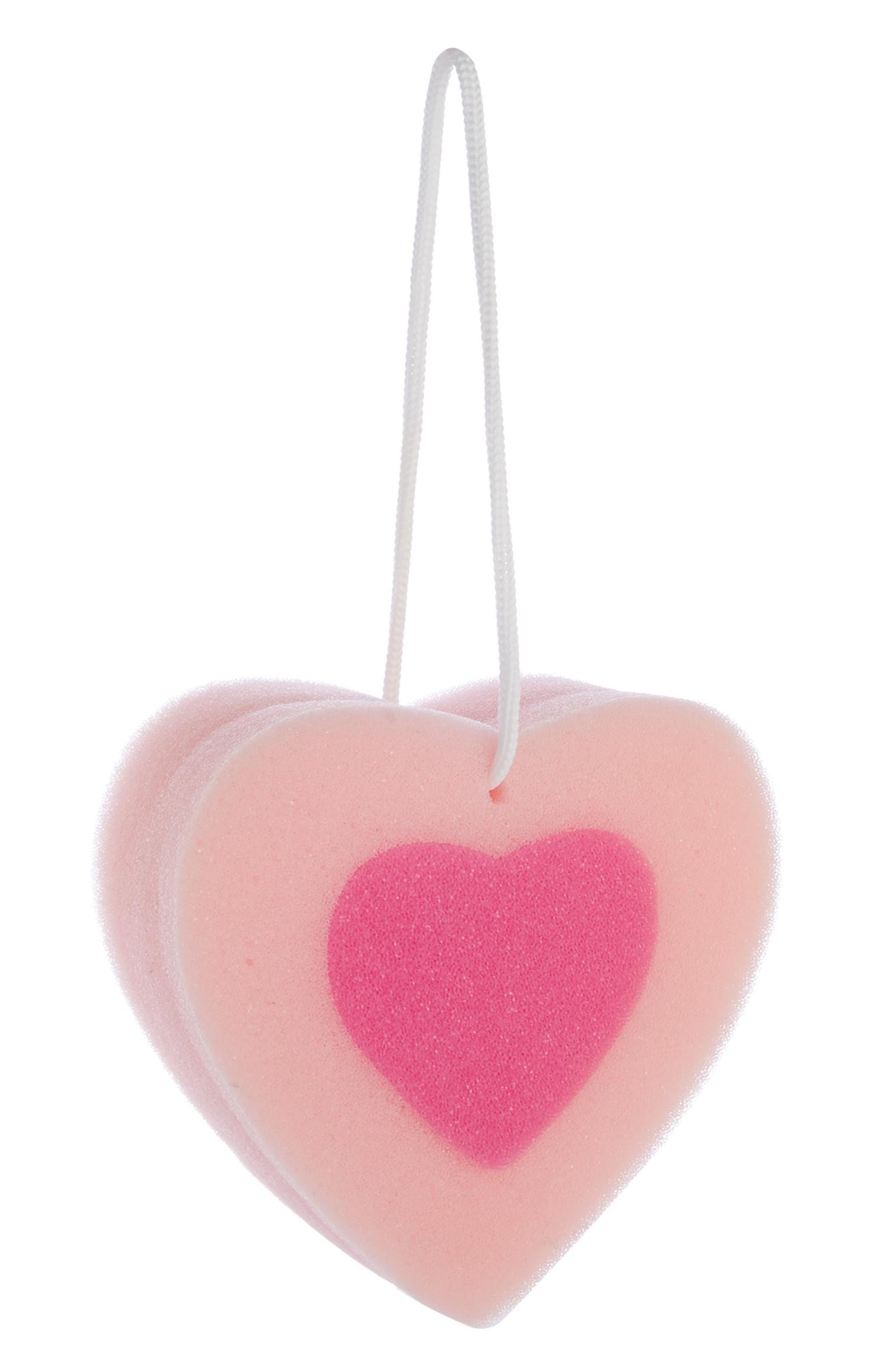 Esponja coração