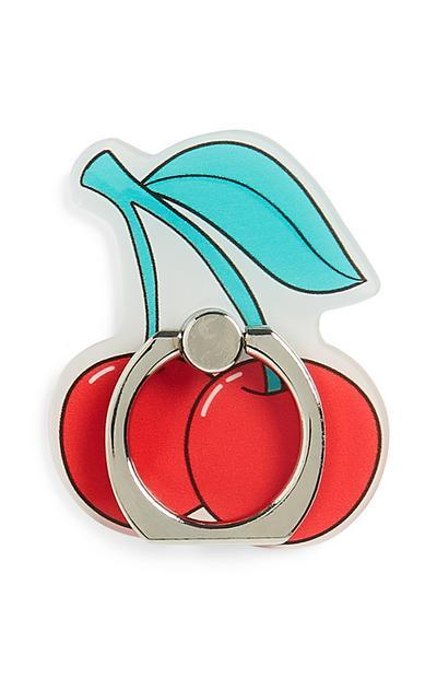 Cherry Ring Holder
