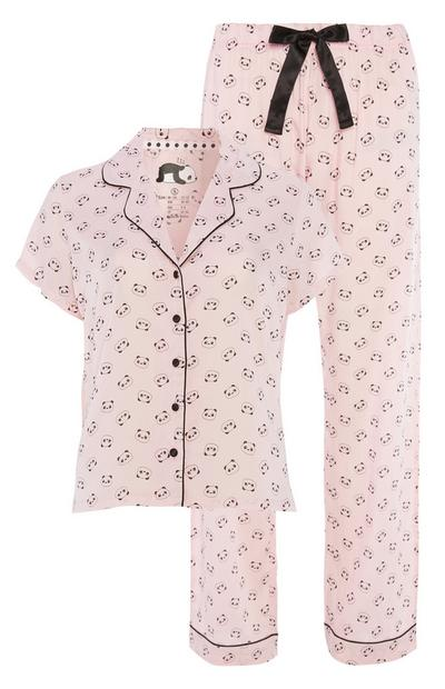 Panda Pyjama Set