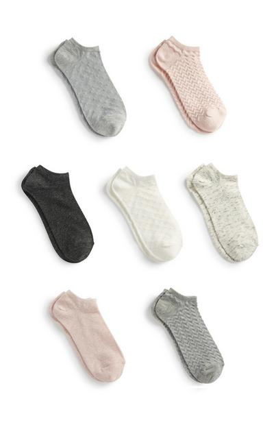 Ankle Sock 7Pk