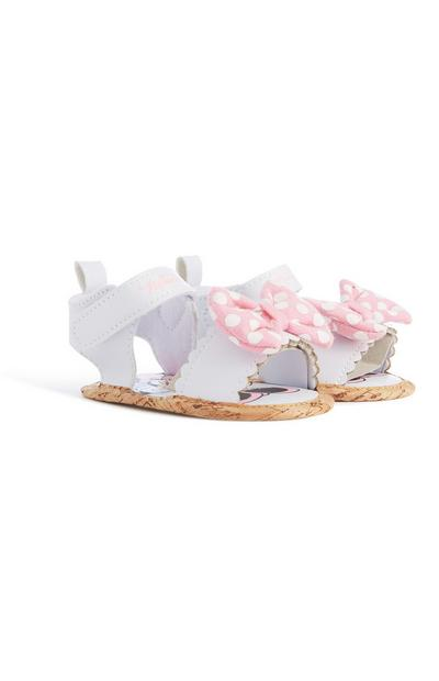 Baby Girl Minnie Sandal