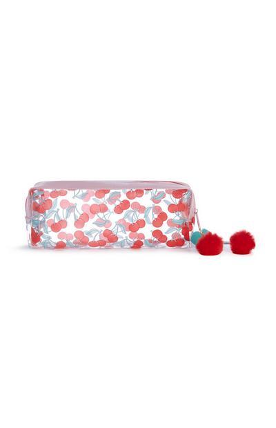 Cherry Pencil Case