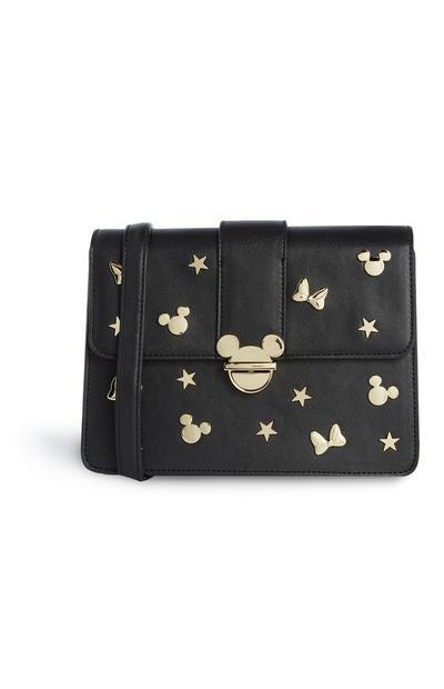 Mickey Mouse Black Bag