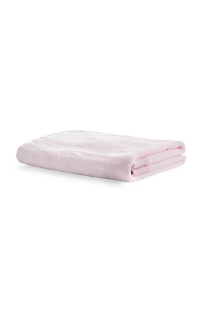 Extra Large Pink Towel