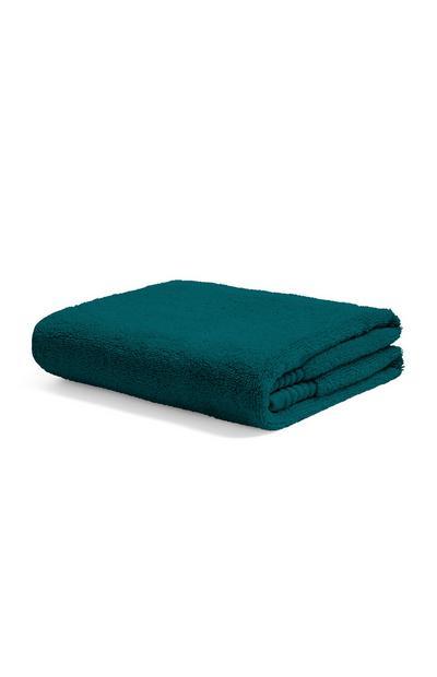 Teal Hand Towel