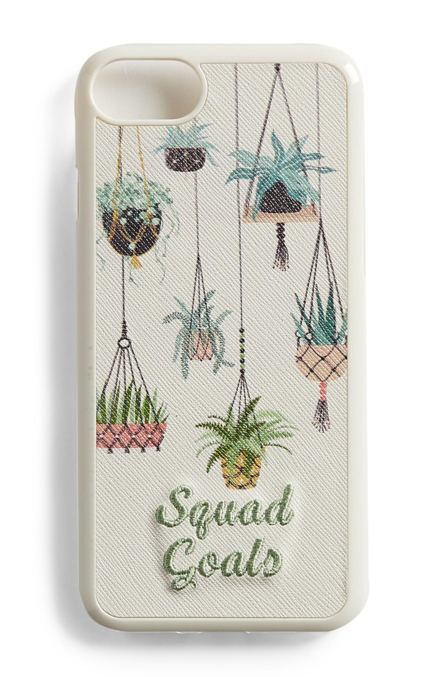 Squad Goals Phone Case