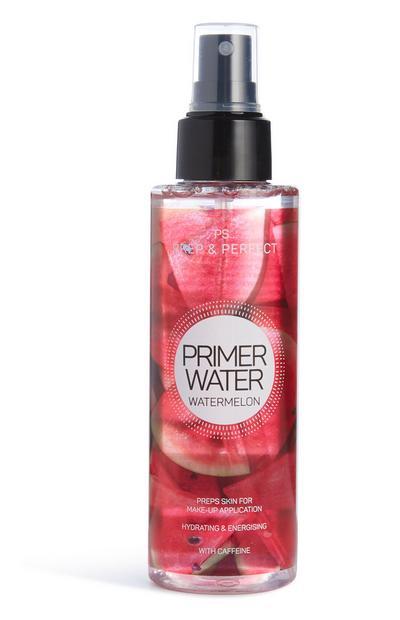 Primer-Wasser in Wassermelone