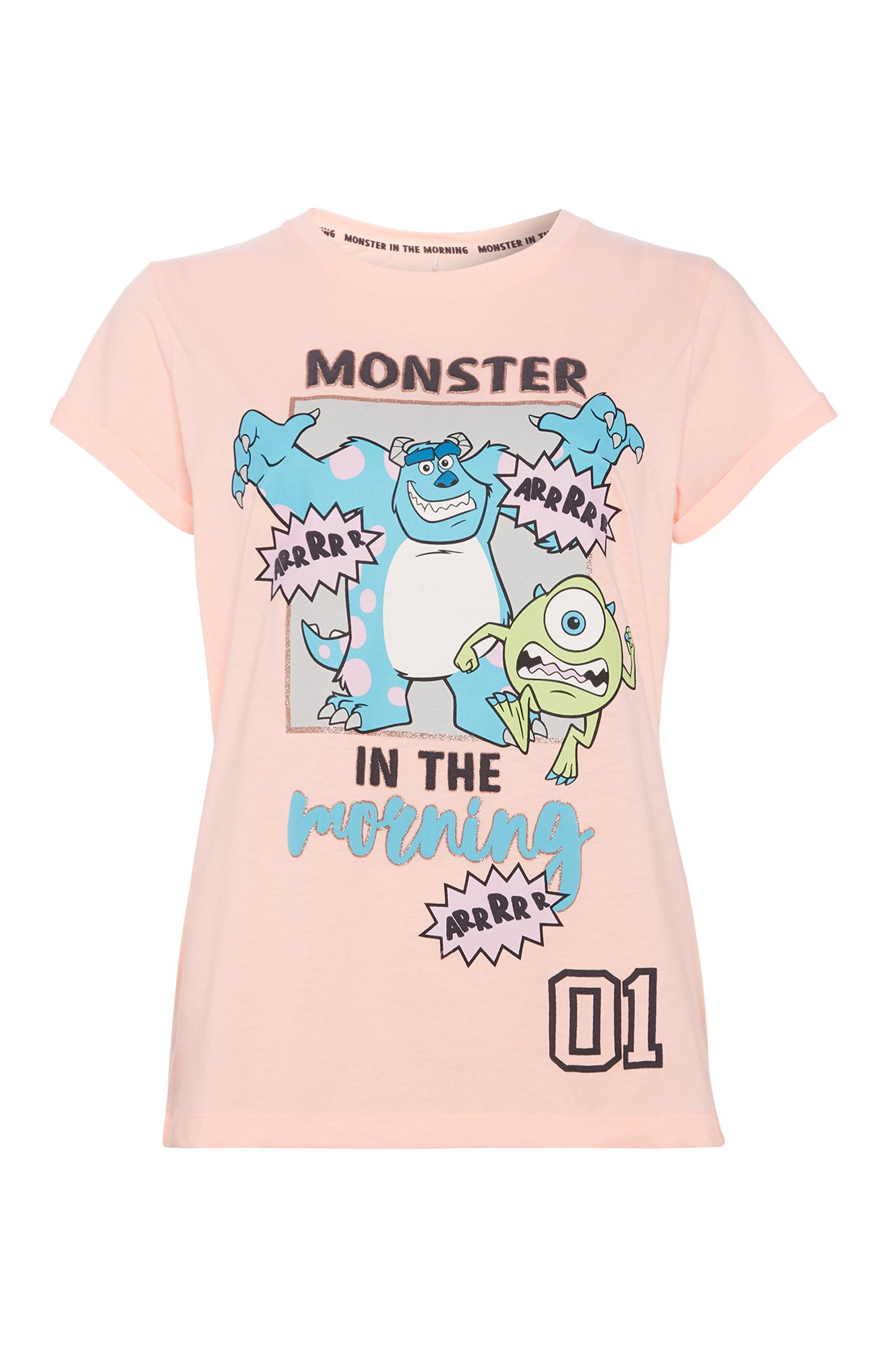 Monsters Inc Pyjama Top