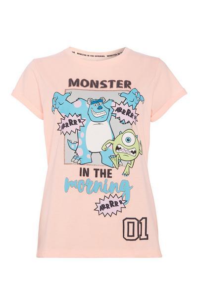 Monsters Inc Pyjama Top