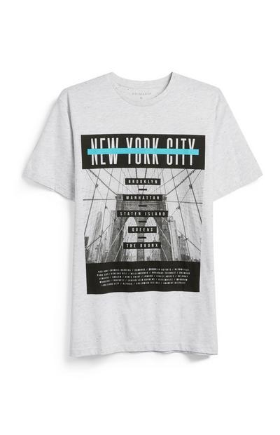 """New York City"" T-Shirt"