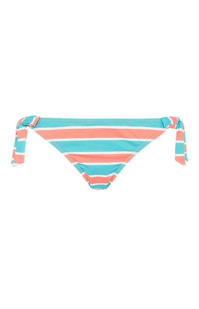 Stripe Bikini Brief