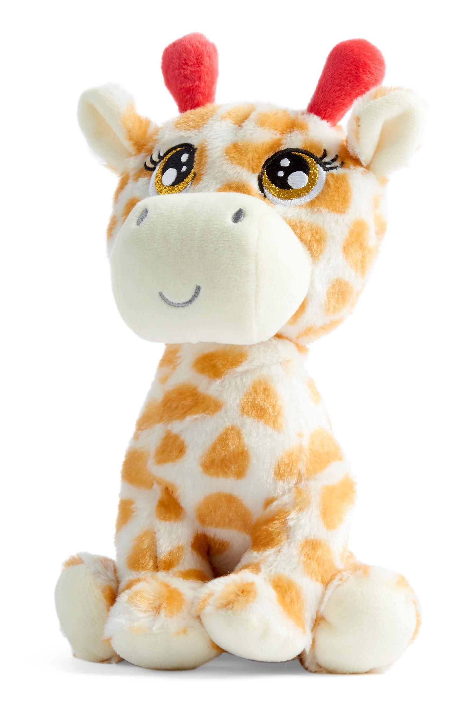 Giraffe Plush Teddy