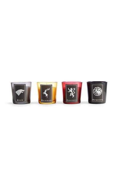 Game Of Thrones Candles