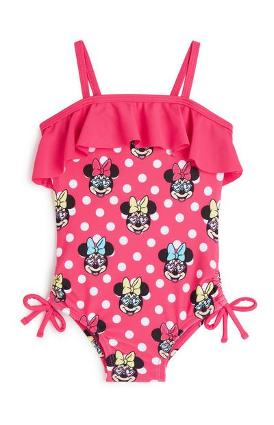 Baby Girl Minnie Mouse Swimsuit