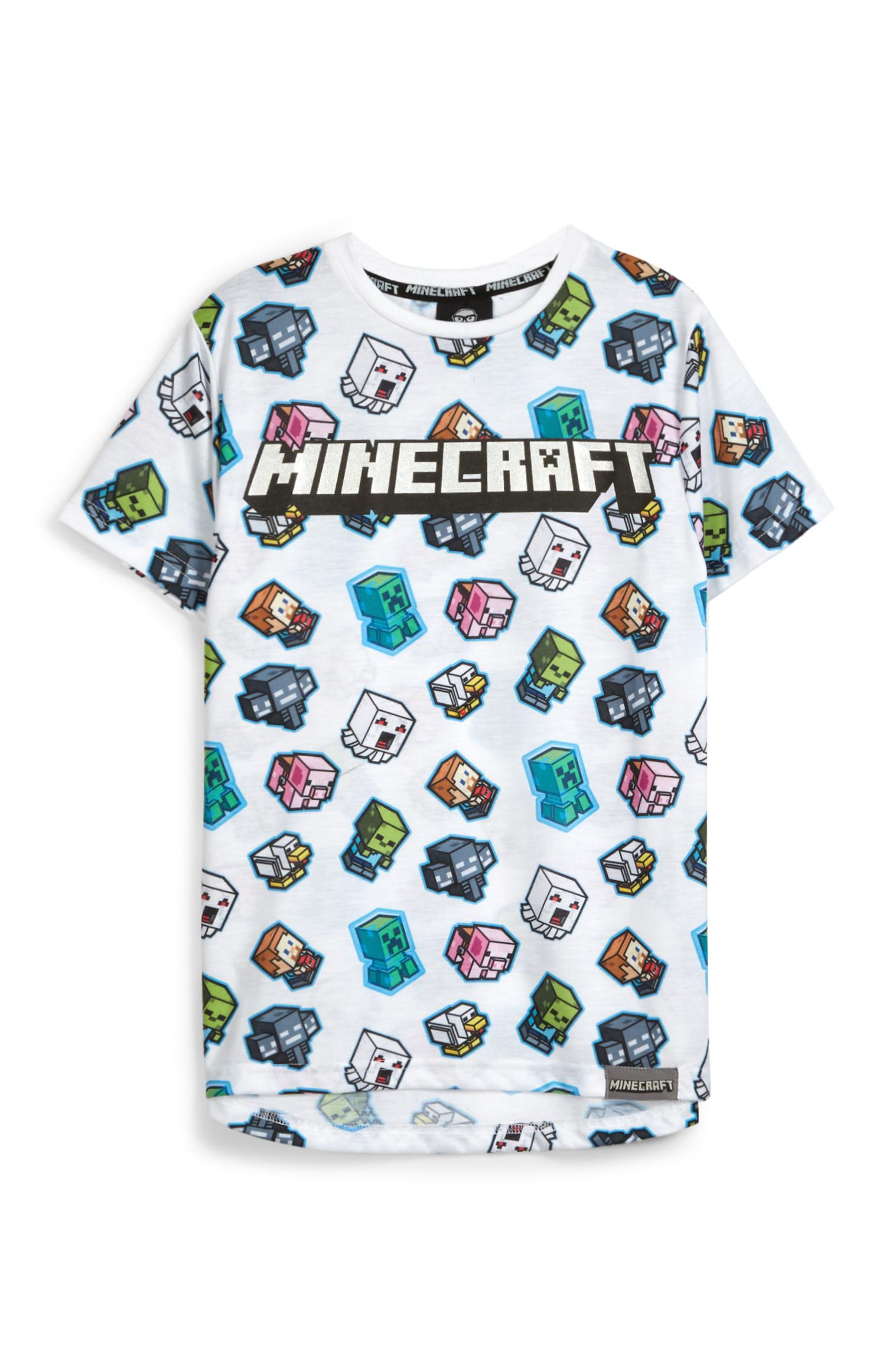 Older Boy Minecraft T-Shirt