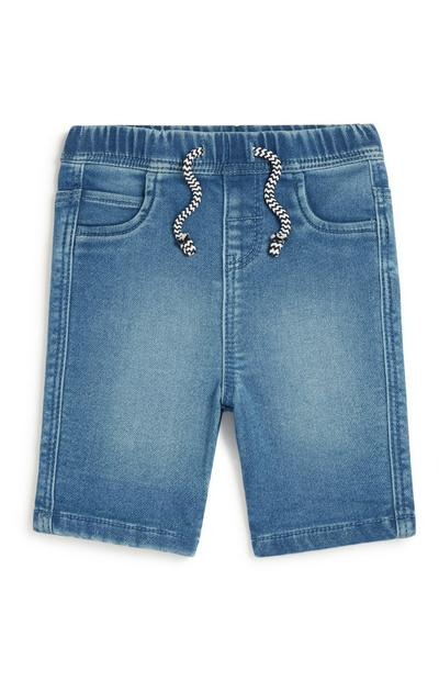 Baby Boy Denim Short
