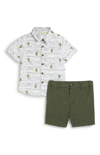 Baby Boy Outfit Set