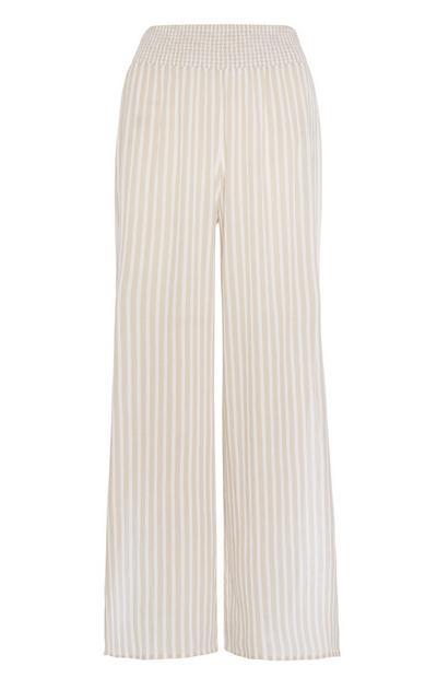 Stripe Textured Co-Ord Trouser