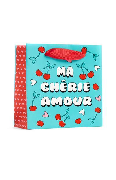 Smal Cherry Gift Bag