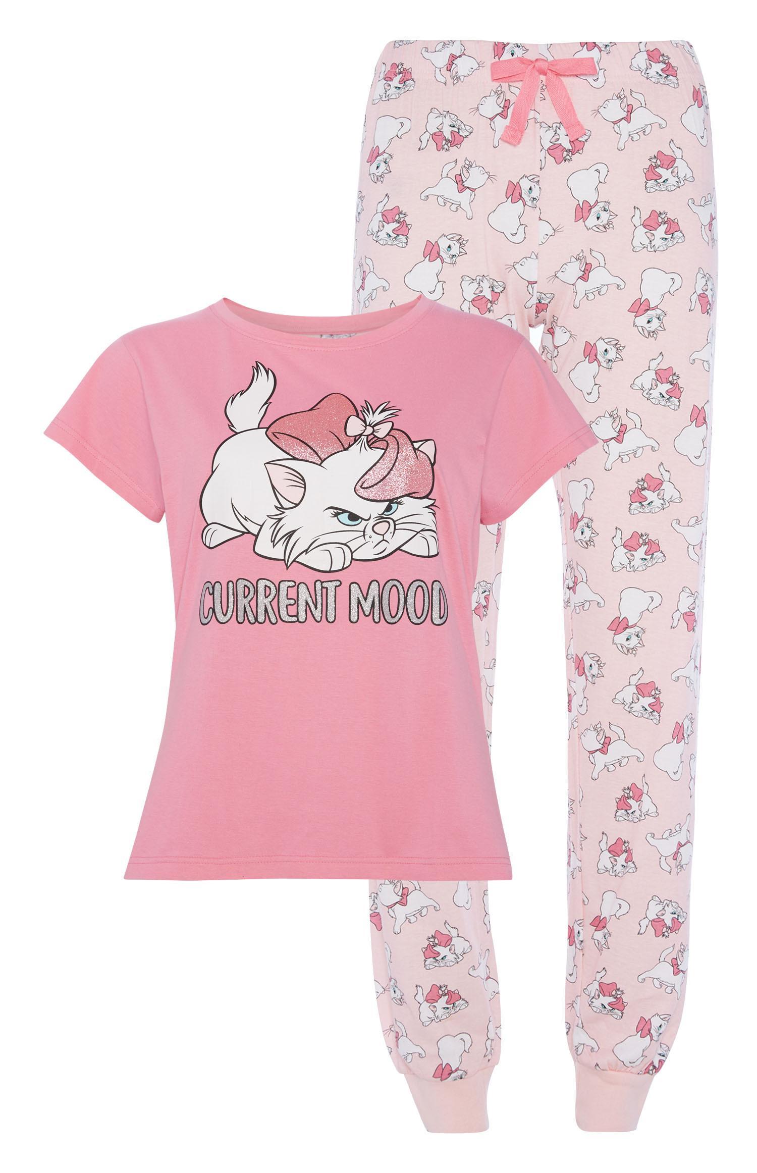 Disney Marie Pyjama Set