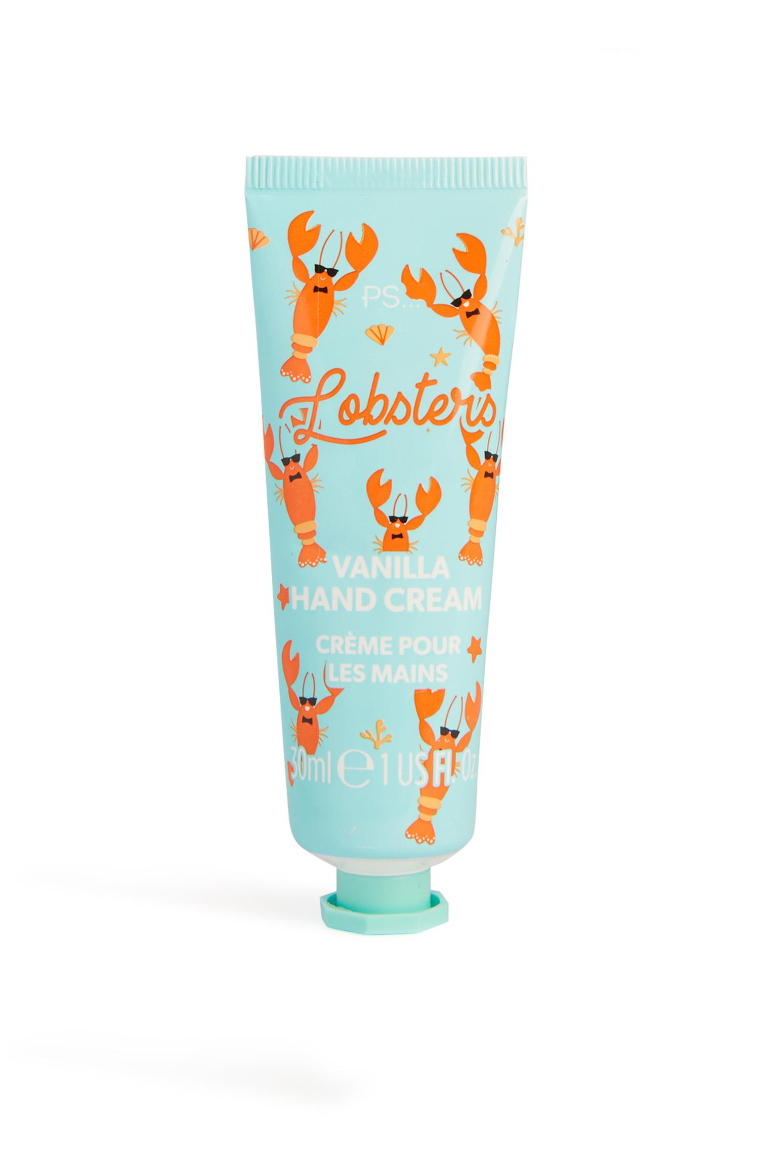 Vanilla Handcream
