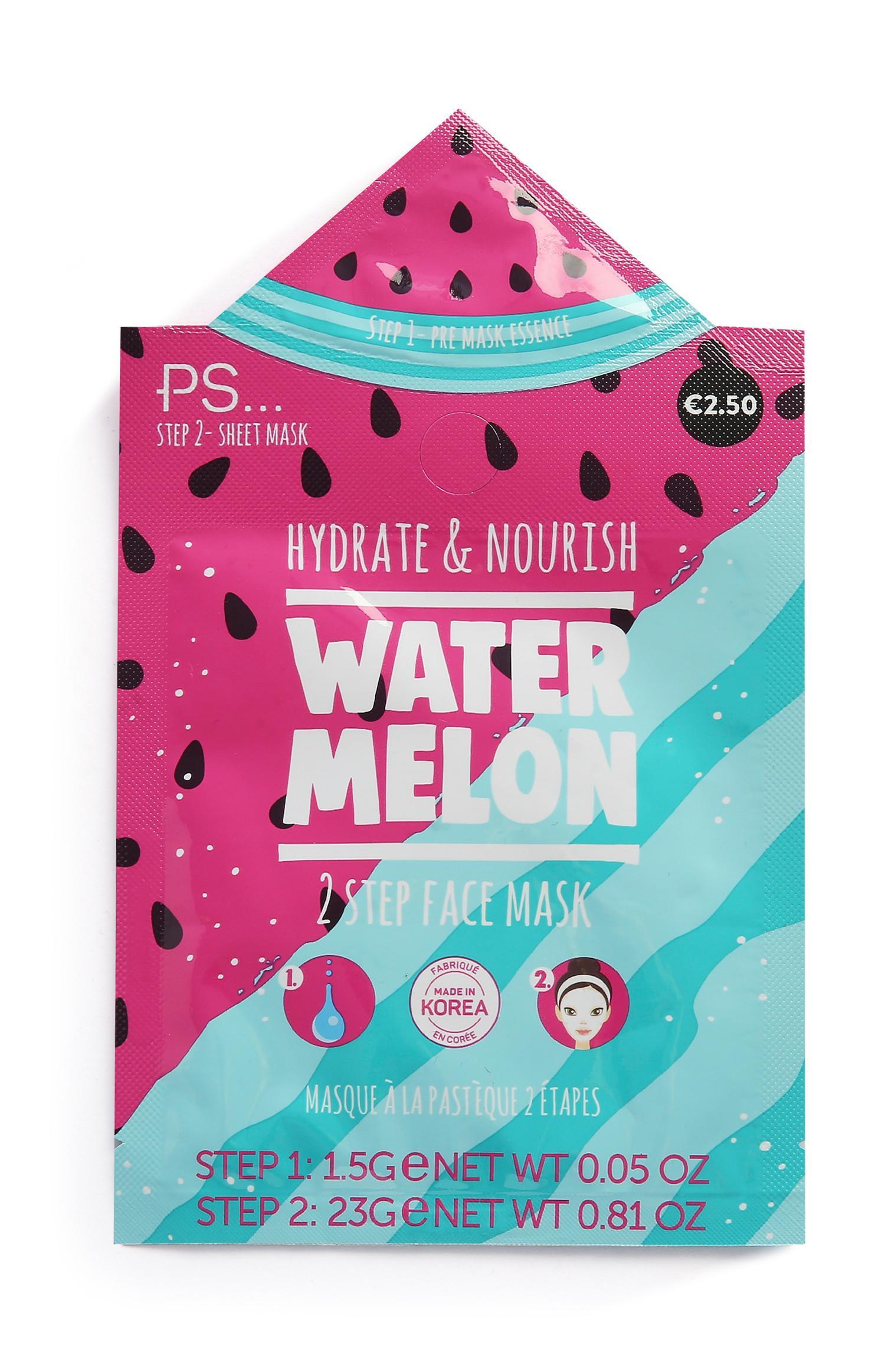 Gezichtsmasker watermelon