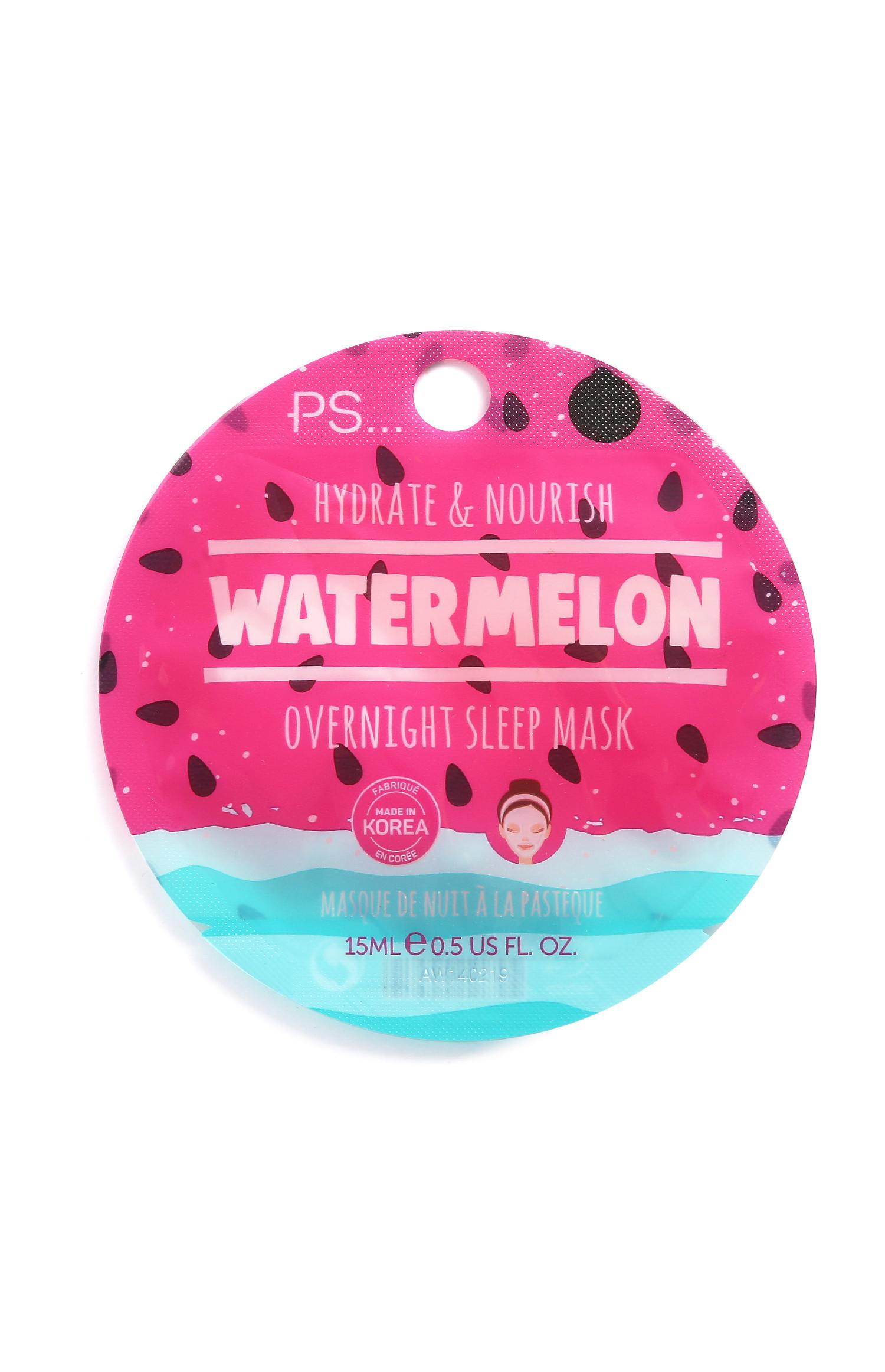 """Watermelon"" Overnight-Schlafmaske"