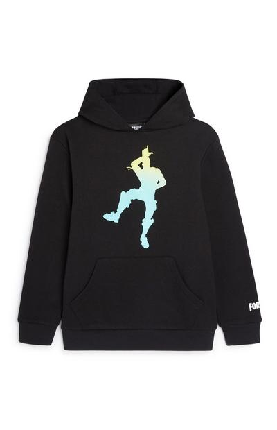 Fortnite Black Hoody