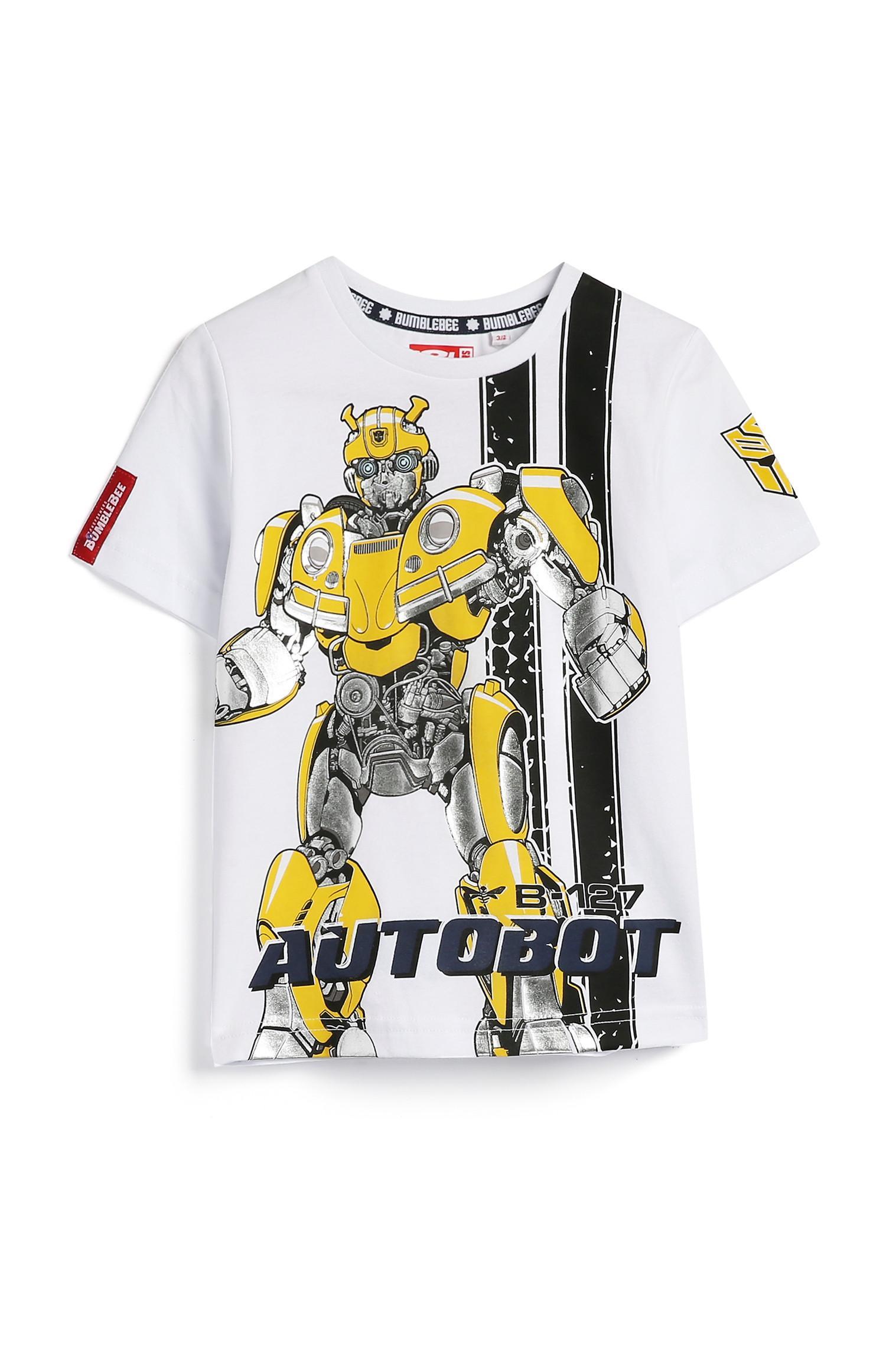 Younger Boy Transformers T-Shirt