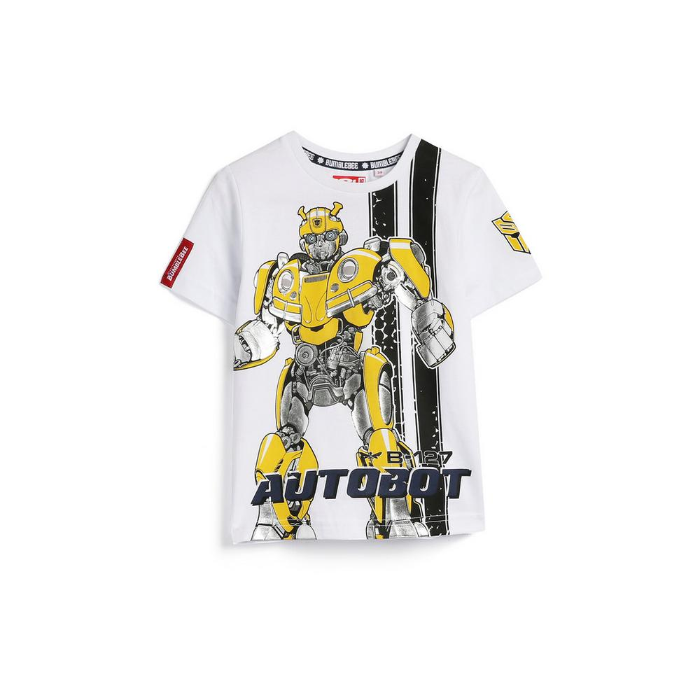 Younger Boy Transformers T-Shirt | 2-7 Boyswear | Kids