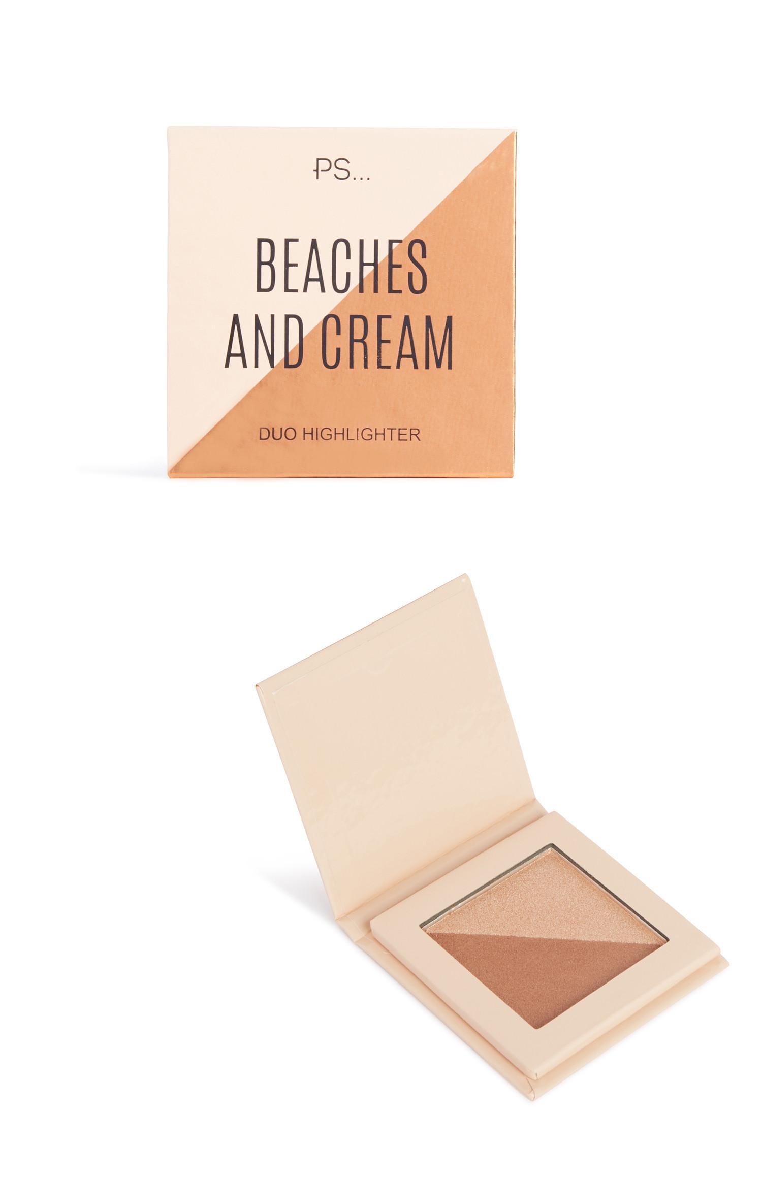 Iluminador Beaches And Cream
