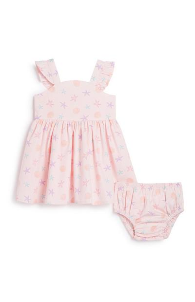 Newborn Baby Girl Outfit Set