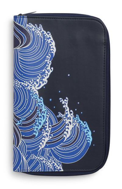 Wave Zip Case