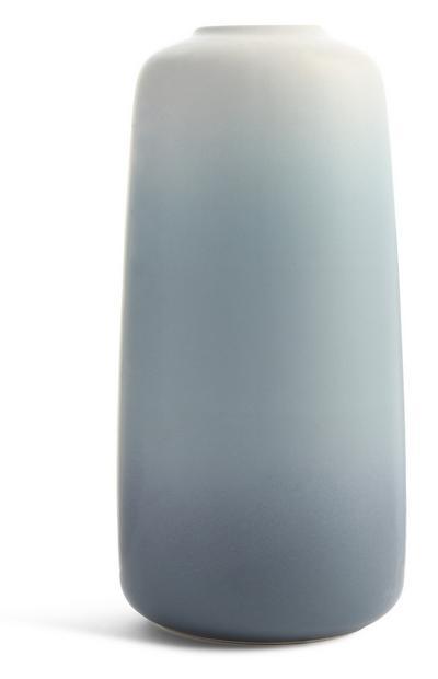 Large Ombre Vase
