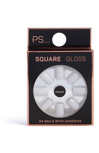 Square Gloss Nails