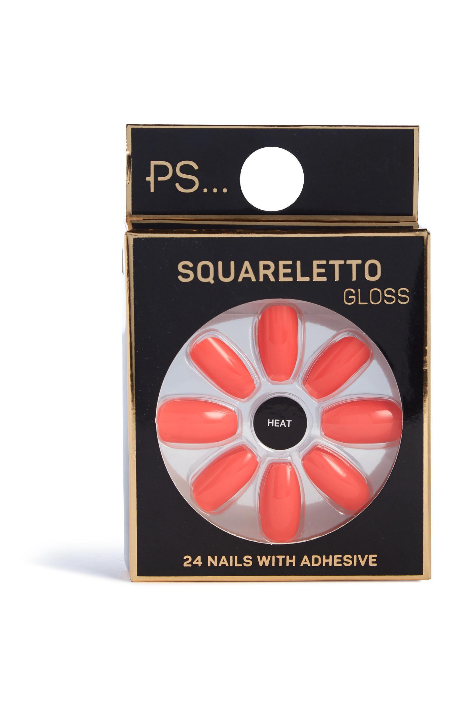 Unhas Squareletto