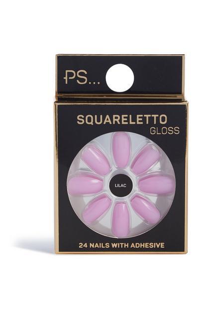 Squareletto Nails