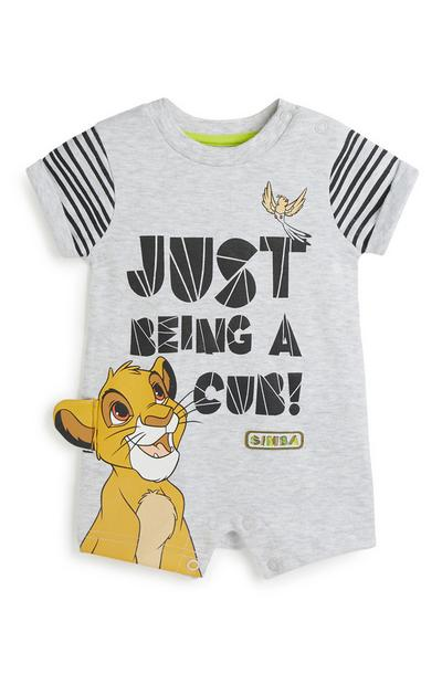 Lion King Romper