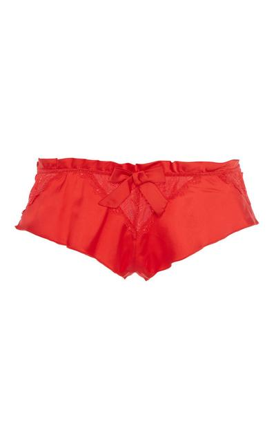 Red Floaty Brief