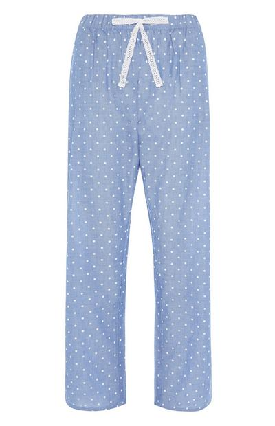 Polka Dot Pyjama Trouser
