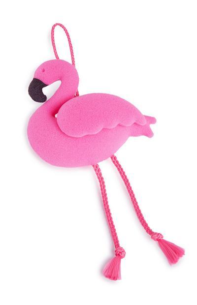 Flamingo Sponge